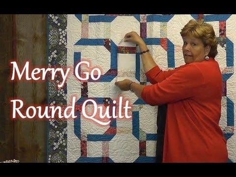 The Merry Go Round Quilt