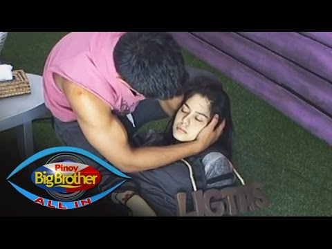 PBB: Vickie faints during immunity challenge