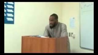 Aqeedah Al-Waasitiyah: Lesson 38 Minhaaj Of The Salaf VS Deviant Sects And Ilhaad