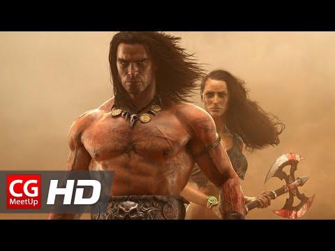 "CGI Animated Trailer HD: ""Conan Exiles Cinematic Trailer by Black and Imaginations Studios"