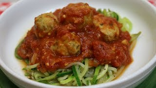 Light & Easy Chicken Meatballs ~ Low Carb ~ Meal Plan Approved ~ Noreen's Kitchen