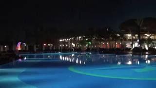 Papillon Belvil Hotel 5*//Hotel in der Nacht/Отель ночью/ Hotel at night