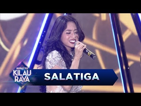 Ihiyyyy, Dewi Perssik feat Yogie KDI [HIKAYAT CINTAKU] - Road To Kilau Raya (22/7)