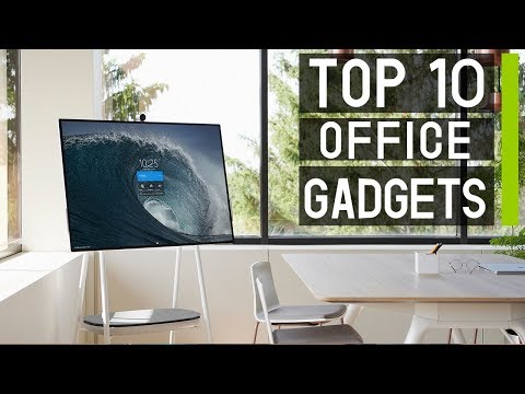 Top 10 Coolest Office Gadgets to Increase Productivity