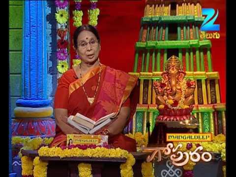 Gopuram - Episode 1619 - September 20, 2016 - Best Scene