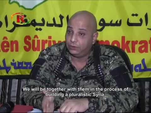 "QSD Turkmen Commander: ""Turkmens are Syrians, not Turks"""
