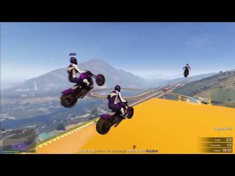 Aspirations collectives II GTA V Online PS4