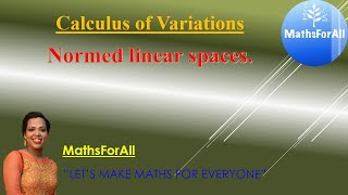 Calculus of variations 4