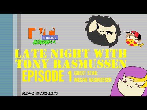(TVC Rewind!) 'Late Night w/ Tony Rasmussen' Episode 1 ...
