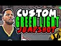 NBA 2K18 BEST GREEN LIGHT CUSTOM JUMPSHOT! TOP SECRET OVERPOWERED CUSTOM JUMPSHOT