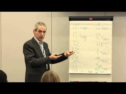 Иван Маурах (Business Relations) - форум ВЭШ HR-практика-2014
