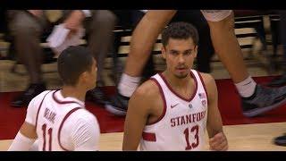 Recap KZ Okpala Oscar da Silva shine as Stanford mens basketball squeezes past San Jose State