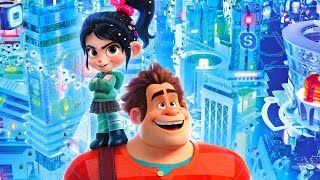 4 NEW Wreck-It Ralph 2 CLIPS - Ralph Breaks The Internet