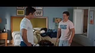Zac Efron & Adam Devine crying scene (+blooper) HD