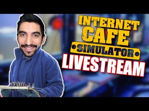 Χτίζοντας ένα Internet Cafe με τον Γιάννη (LIVE)