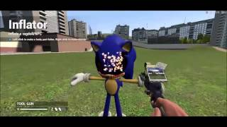 Video [Garry's Mod] How to pose Sonic.EXE lips (Tutorial) download MP3, 3GP, MP4, WEBM, AVI, FLV Mei 2018