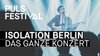 Baixar Isolation Berlin live beim PULS Festival 2016 (Full Concert)