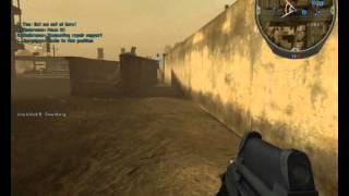 Battlefield 2 Special Forces Gameplay + Download