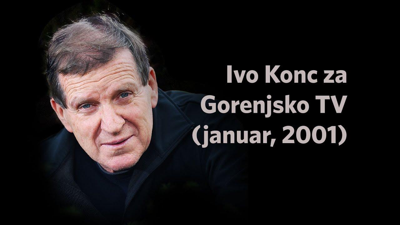 VIDEO🎥: Ivo Konc osebno in poslovno | pogovor za GTV (januar 2001)