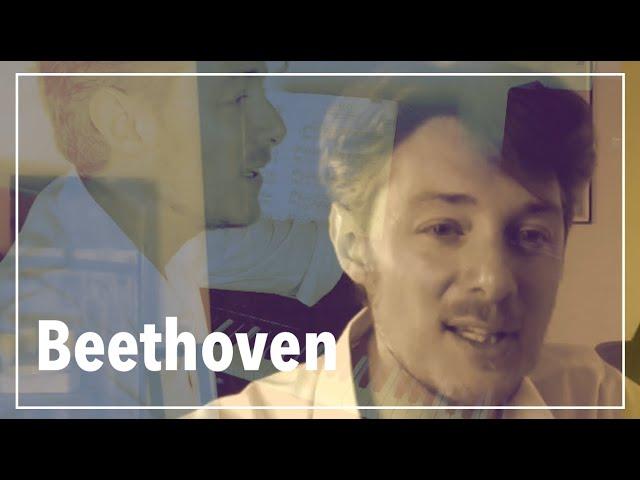 """Sur mon lutrin..."" - ep.1 - L. van Beethoven, Sonata op.27 nr2"