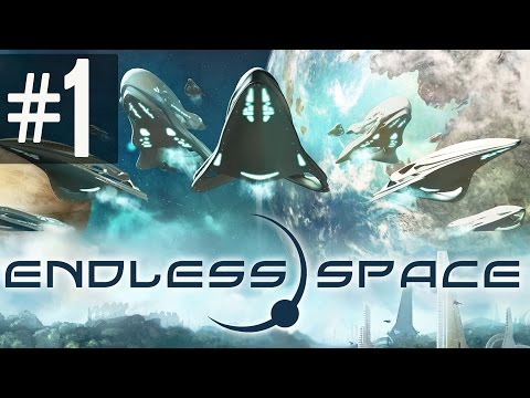 Endless Space - 1 - Science Time!