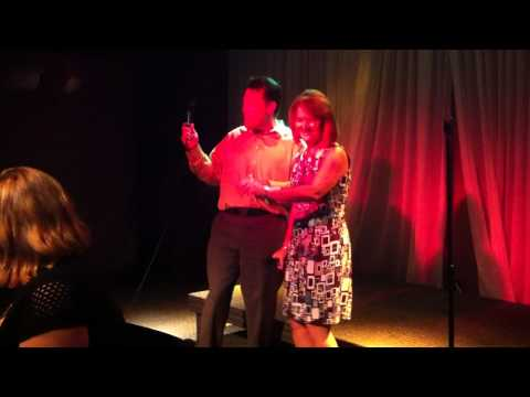 Leadership Boca participates in Karaoke for a good cause