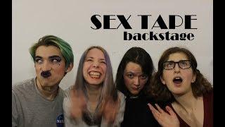 Sex Tape | За кадром
