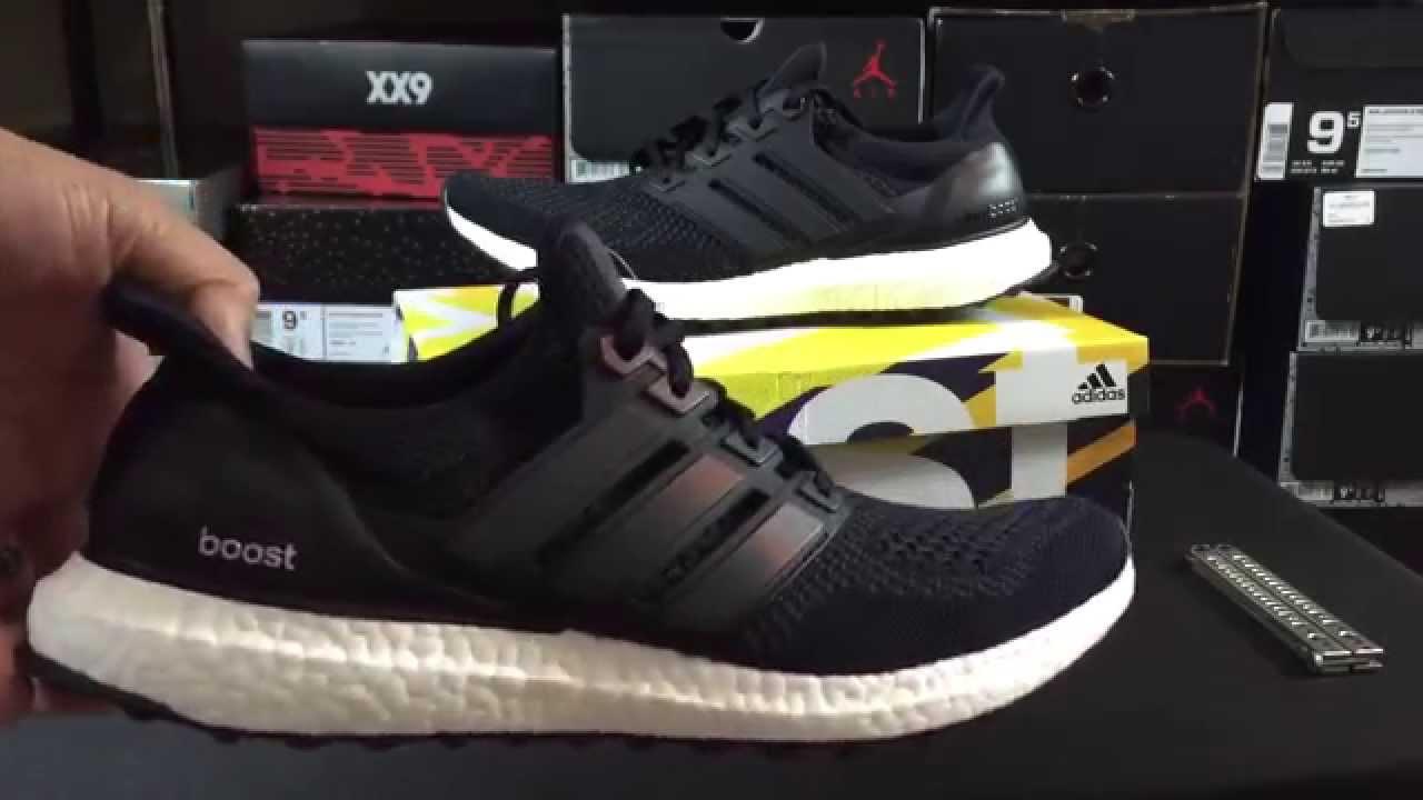 Adidas ultra impulso v1 nucleo nera da ginnastica unboxing revisione su youtube