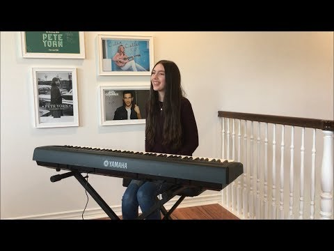 Claire Stevens - Done For Me (Charlie Puth ft. Kehlani Cover)