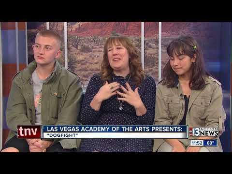 Las Vegas Academy of the Arts Presents: