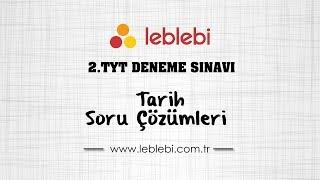 Gambar cover 2.TYT DENEME SINAVI / TARİH
