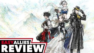 Bravely Default II - Easy Allies Review (Video Game Video Review)