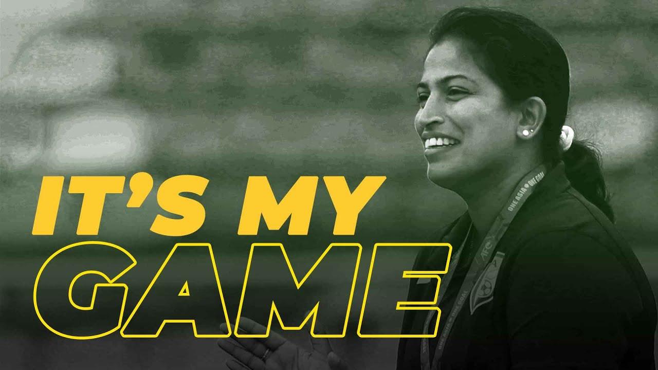 IT'S MY GAME: Maymol Rocky