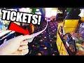I Won The JACKPOT... - SO MANY TICKETS    Arcade Games
