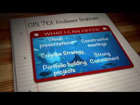 Portfolio: CIS 761 CEO