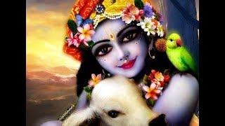 Damodarastakam Hare Krishna ~ Agnideva Dasa