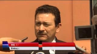 Embajador Del Salvador Visita El Departamento De La Paz