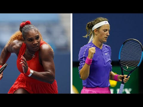 Serena Williams Vs Victoria Azarenka Preview | Best Shots At US Open 2020