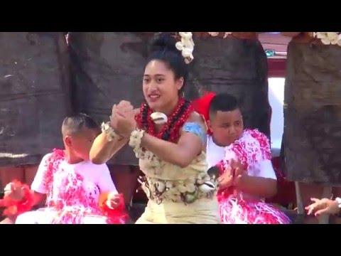 Cowra Festival Carnival 2016 - Canberra Tongan Tau'olunga Item #15