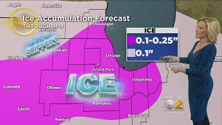 CBS 2 Weather Watch (5 P.M. Jan. 22, 2019)