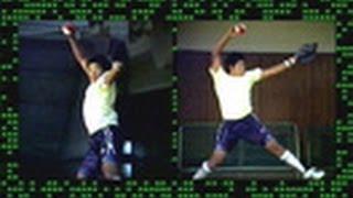 アスリート解体新書 (19)ソフトボール ~見えない力が生み出す速度~