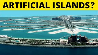 MOST INCREDIBLE Artificial Islands