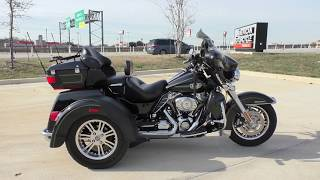 850057 2011 Harley Davidson Tri Glide Ultra Classic FLHTCUTG