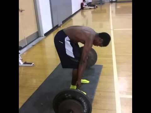 Bad Form Deadlifts Youtube