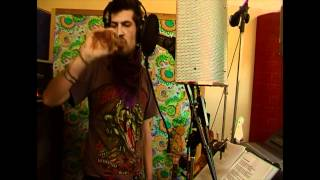 Breakin Down - God Save Rock' n' Roll - Recording Miss California @ Sonic Ranch  El Paso  Texas