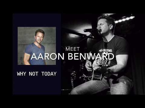 Aaron Benward #IAMCROWD