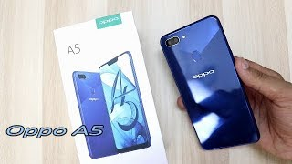 Oppo A5 Unboxing & Full Review , HINDI