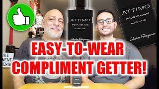 Salvatore Ferragamo Attimo Black Musk Fragrance Review