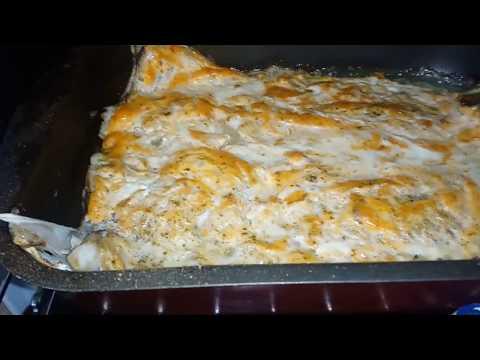 Треска жаренная в духовке на шкуре! Как приготовить Треску филе, шкуре! Почему нельзя много перчить