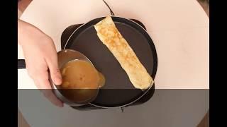 Omelette How to make Sushi/Омлет для суши Как готовить суши